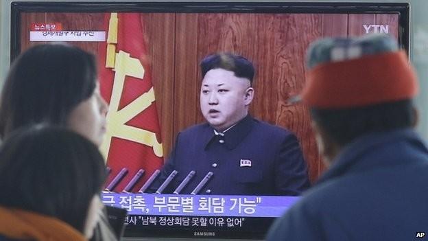 Kim Jong-un đề nghị đàm phán với Hàn Quốc