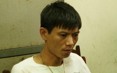 Phạm Khắc Tú tại cơ quan điều tra.