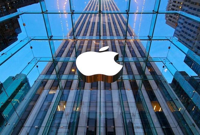 Apple có hơn 400 trụ sở trên toàn cầu. Ảnh minh họa