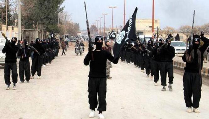 Chiến binh IS.