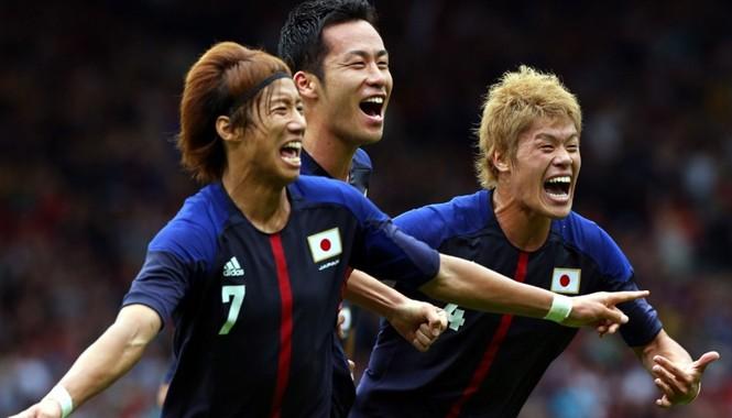 Nhật Bản là ứng viên nổi trội nhất tại Asian Cup 2015. Ảnh: Daily Mail.