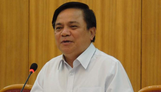 Ông Lê Văn Hoạt.