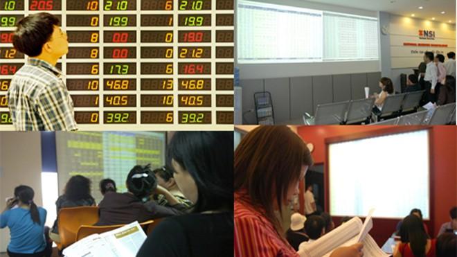 Thị trường chứng khoán hoang mang bối rối trước thông tin không lùi thực hiện Thông tư 36.