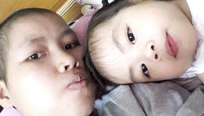 Chị Nguyễn Thị Thu Huyền và con gái Diệp Bảo Vy. Ảnh: nhân vật cung cấp.