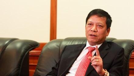 Ông Trần Lưu Hải - Phó Trưởng ban Thường trực Ban Tổ chức Trung ương. Anh: Công Khanh.