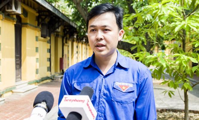 Anh Nguyễn Đức Trung.
