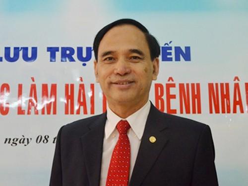 Ông Phạm Văn Tác. Ảnh: Người lao động