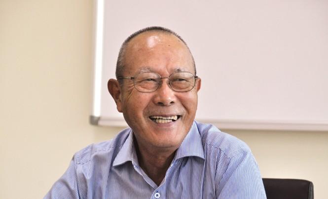 Ông Tango Hirosuke.