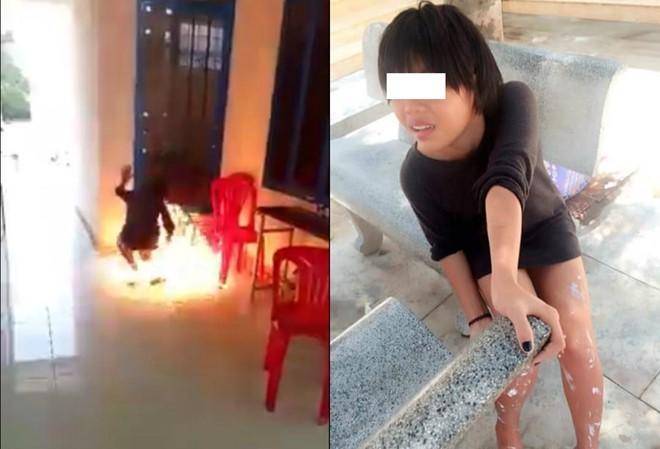 Nữ sinh Khánh Hòa bị lên án vì lối sống ảo trên Facebook gây hậu quả nghiêm trọng. Ảnh chụp màn hình.