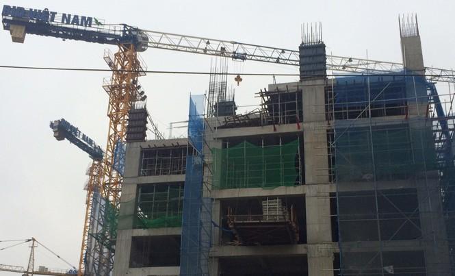 Khách hàng mua nhà tại dự án The Garden Hill (99 Trần Bình, Nam Từ Liêm, Hà Nội) bằng hợp đồng góp vốn có nguy cơ mất trắng.