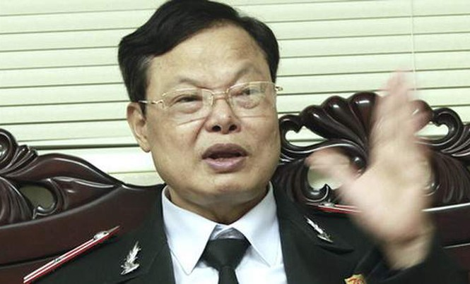 Ông Phạm Trọng Đạt - Cục trưởng Cục chống tham nhũng, Thanh tra Chính phủ.