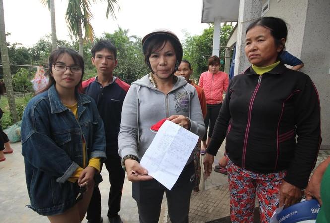 Nhiều hộ dân tố cáo vợ chồng ông Nguyễn Minh Hải có hành vi lừa đảo chiếm đoạt tài sản.