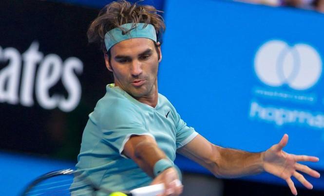 Federer sẽ gặp không ít khó khăn tại Australian Open khi chỉ được xếp hạt giống số 17. Ảnh: GETTY IMAGES.