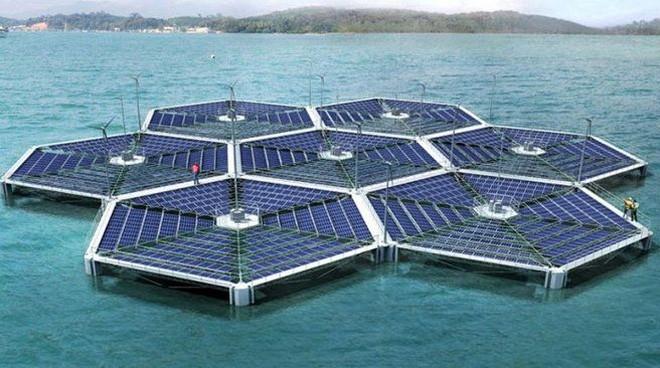 Dự án điện mặt trời nổi 1.500 tỷ đồng ở hồ thủy điện