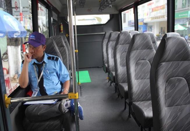 Đà Nẵng: Mỗi chuyến xe buýt chở bình quân 4,2 khách