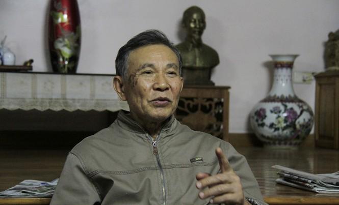 Ông Vũ Quốc Hùng, Nguyên Phó Chủ nhiệm Thường trực UBKT T.Ư.
