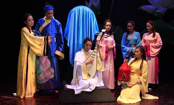 10 đêm diễn Kiều liên tiếp tại Nhà hát Kịch Việt Nam từ 1/3