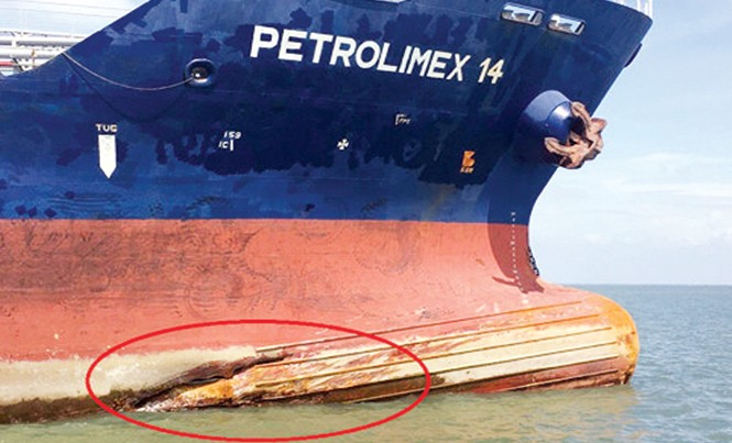 Tàu Petrolimex 14 không tổ chức cứu người (?)