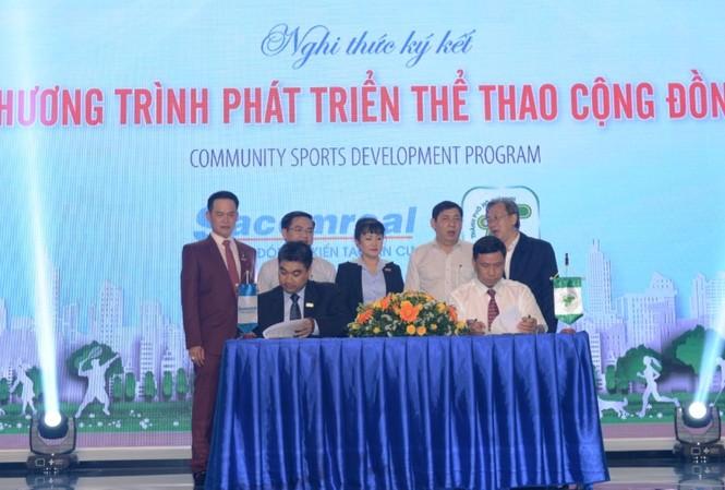 Chương trình thể thao cộng đồng do Sacomreal hợp tác cùng Sở Văn Hóa - Thể Thao TPHCM - bước đột phá về tiện ích của nhà phát triển BĐS