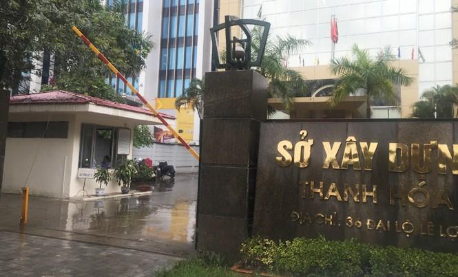 Trụ sở Xây dựng Thanh Hóa.