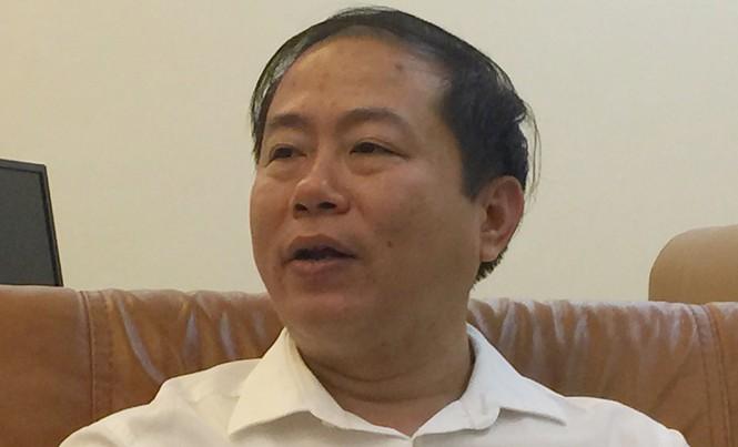 Ông Vũ Anh Minh.