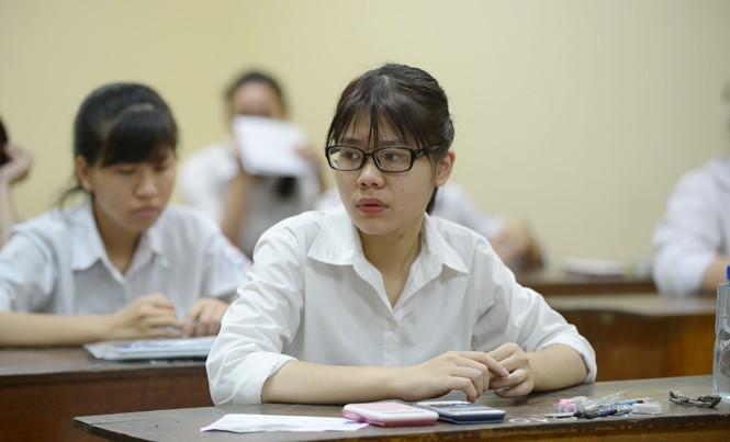 Sau năm 2020, học sinh có thể sẽ không phải thi tốt nghiệp THPT. Ảnh: Như Ý.