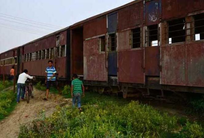 Đường sắt tới Janakpur đã ngừng hoạt động. Nguồn: NDTV.