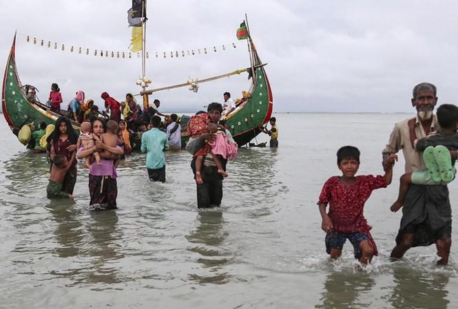 Tình hình Myanmar dễ bị khủng bố lợi dụng - ảnh 1