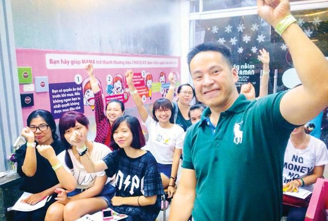 Mô hình kinh doanh của Đào Khánh Hiệp được nhiều bạn trẻ ủng hộ. Ảnh: NVCC.