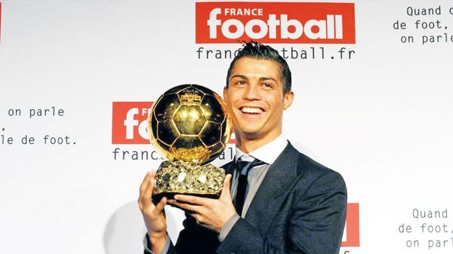 Ronaldo sẽ đoạt Quả bóng vàng FIFA 2014? Ảnh: Getty Images