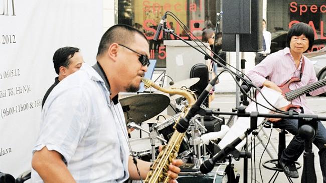 Các nghệ sĩ trẻ TPHCM rất yêu thích nhạc jazz - blue nhưng thiếu đất diễn. Ảnh: T.N.A