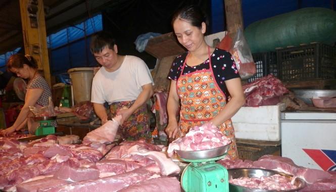 Nhiều mẫu thịt, gan gia súc bán trên thị trường có dư lượng chất cấm và kháng sinh vượt mức cho phép. Ảnh minh họa- Nam Khánh