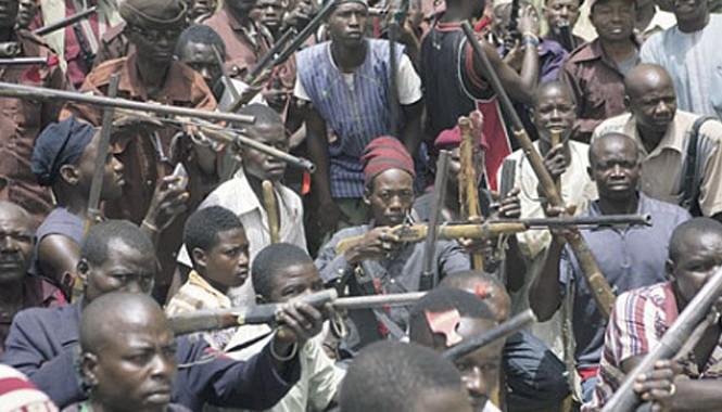 Các tay súng Boko Haram