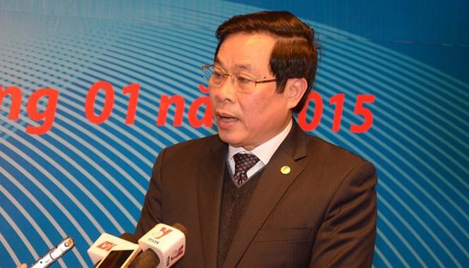 Bộ trưởng Bộ Thông tin và Truyền thông Nguyễn Bắc Son. Ảnh: Thúy Quỳnh