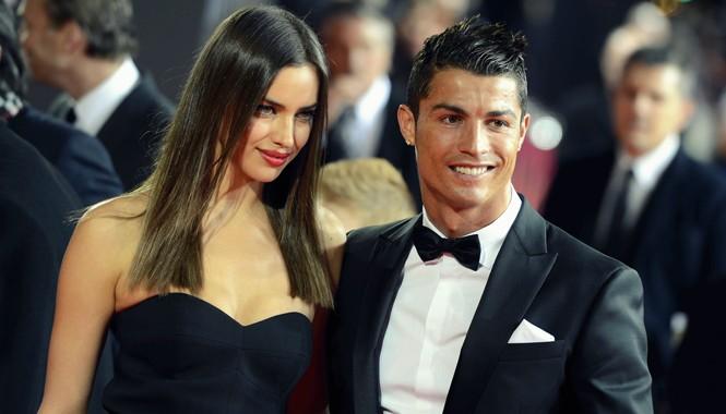"""Ronaldo và Irina Shayk đã chính thức """"đường ai nấy đi"""". Ảnh: Daily Mail"""
