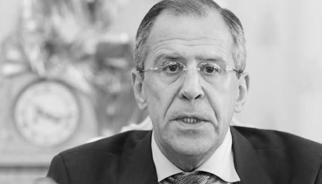Ngoại trưởng Nga Sergei Lavrov cáo buộc Mỹ tìm cách thống trị thế giới. Ảnh: Getty Images