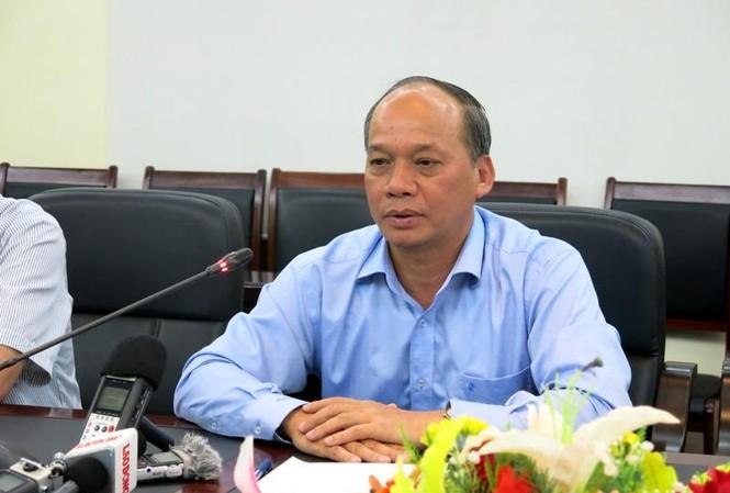 Thứ trưởng Bộ NN&PTNT Vũ Văn Tám.