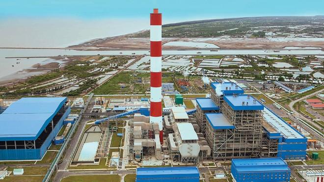Dự án Nhà máy Nhiệt điện Duyên Hải 3. Ảnh: Thành Trung