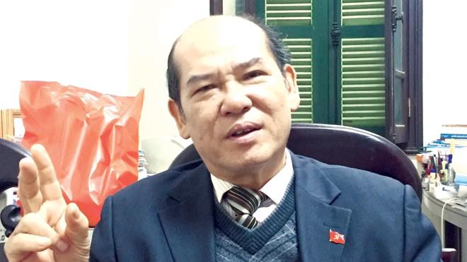 Ông Nguyễn Đức Hà, hàm Vụ trưởng Ban Tổ chức T.Ư