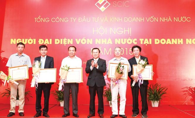 Hàng năm SCIC đều đặn tổ chức Hội nghị để lắng nghe tiếng nói và tôn vinh những cá nhân, Người đại diện xuất sắc.