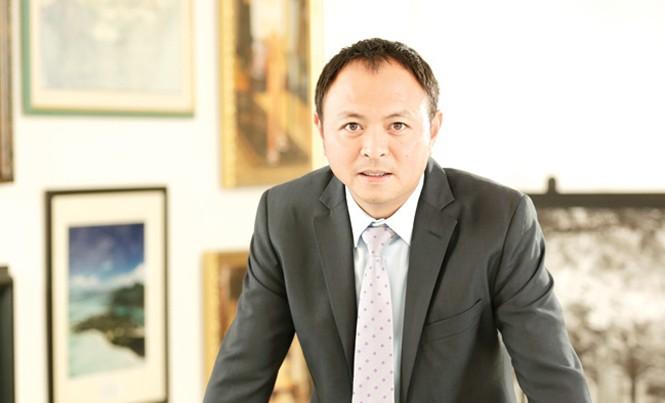 Ông Nguyễn Hoàng Tuấn - Chủ tịch HÐQT SonKim Land