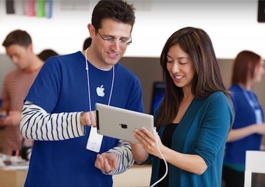 Apple sa thải nhân viên chia sẻ ảnh riêng tư