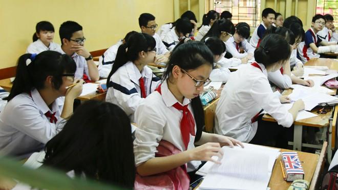 Không nên lạm dụng các cuộc thi để tạo cho trẻ thói quen thích thành tích. Ảnh: Ngọc Châu