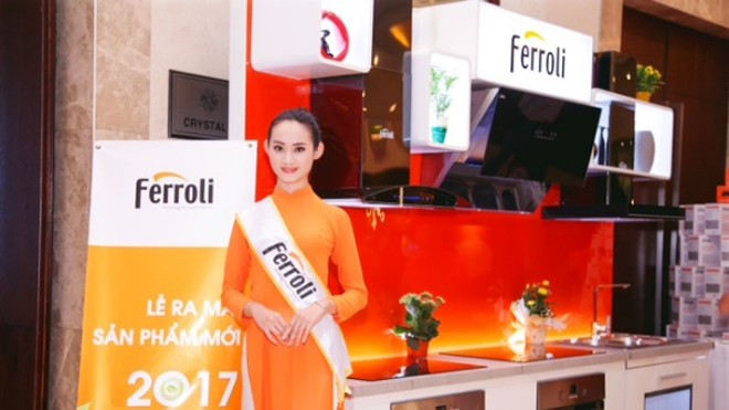 Ferroli với dòng sản phẩm xanh Eco Care, thân thiện môi trường.