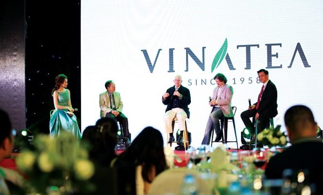 """Vinatea công bố chiến lược kinh doanh sau khi hoàn tất cổ phần hoá - tái cấu trúc và ra mắt hệ thống nhận diện thương hiệu mới tại chương trình """"Điều kỳ diệu thiên nhiên ban tặng"""""""