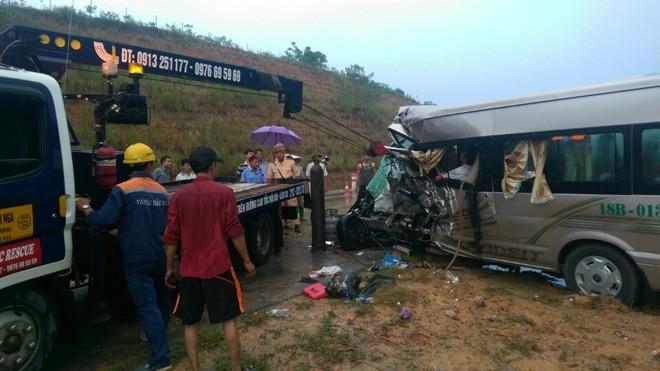 Số liệu thống kê tai nạn giao thông của Việt Nam chưa phản ánh hết hậu quả của tai nạn giao thông. Ảnh: Bảo An