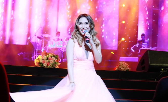 Mỹ Tâm hát nhạc Trịnh trong đêm nhạc Ru em sắp tới tại Hà Nội. Ảnh: MediaMax