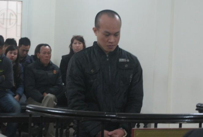 Bị cáo trong phiên xử ngày 20/1
