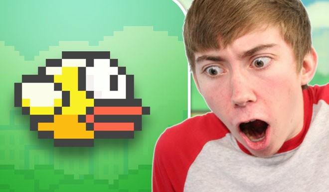 Cuộc đời nhìn từ trò chơi Flappy Bird
