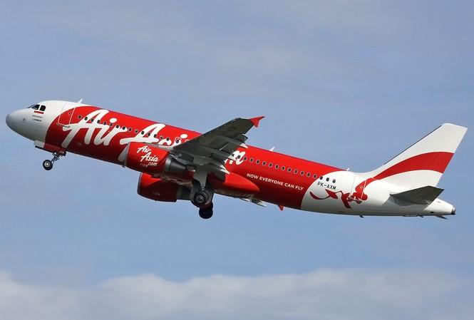 Máy bay của AirAsia Indonesia